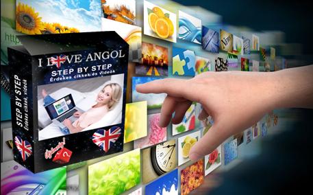 Tanulj angolul érdekes videókkal!
